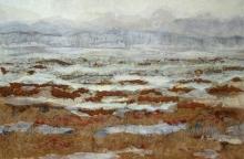 Paysage de Beauce n°31 (1,46x1,14m)