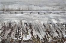 paysage-de-beauce-n°50 1 x 1 m