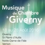 Giverny | Festival international de musique de chambre