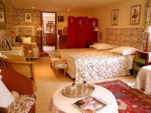 Bed and breakfast Giverny - La Pluie de Roses - Arlequinade