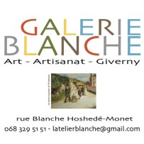 La Galerie Blanche 24 mai 2014