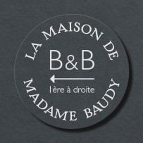 Giverny | Bed and Breakfast | La Maison de Madame Baudy