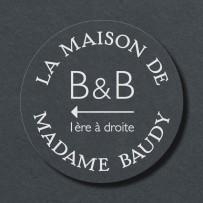 Giverny | Chambres d'hôtes | La Maison de Madame Baudy