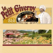 Giverny | Restaurant | LE PETIT GIVERNY (Brasserie – Grill)