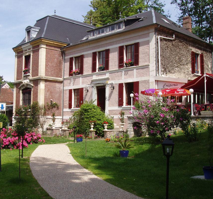 Le Jardin des Plumes - Hotel et Restaurant toile michelin