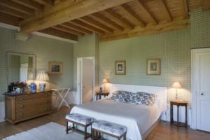 Chambre Bleue