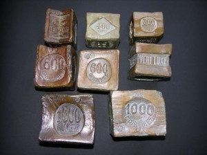 Copie de Bronzes, AL BRIEU