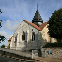 Giverny | Church Sainte Radegonde