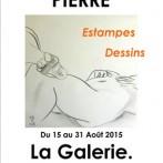 LA GALERIE. | Raymond PIERRE