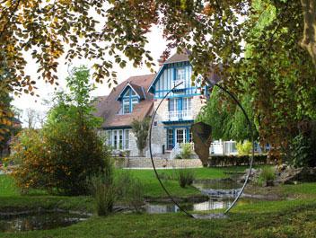 Giverny restaurant le jardin des plumes - Giverny le jardin des plumes ...