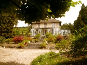 Bed and breakfast Giverny - La Pluie de Roses