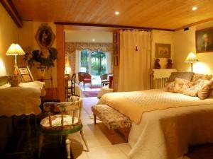 Pastorale Giverny La Pluie de Roses - Chambres d'hôtes