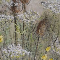Giverny | Artist | Christine CLOOS | Scuptures and collages