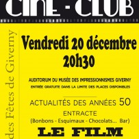 CINÉ – CLUB