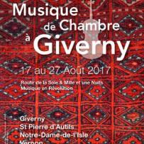 Giverny | International Festival of musique de chambre
